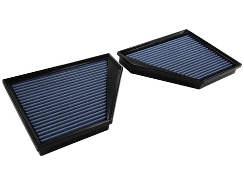 aFe MagnumFLOW Air Filter PRO 5R 07-10 BMW X5 V8 4.8L