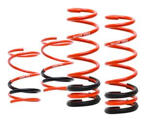 Swift Sport Springs 2009+ Mitsubishi Lancer Rally Art