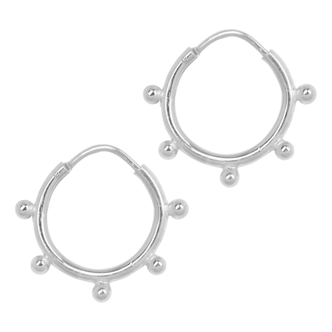 Bauble Ring Earring
