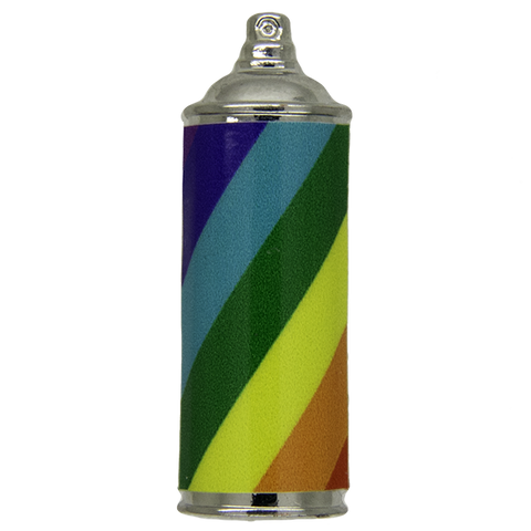 Spray Can Pin
