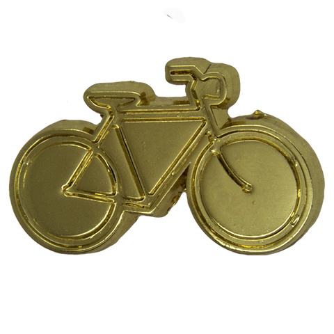 Amsterdam bicycle, gold