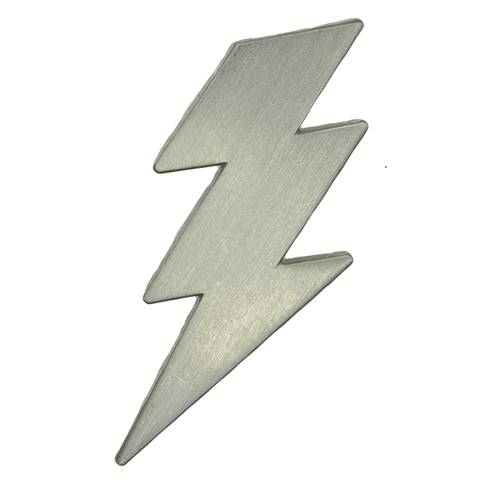 Lighting Pin, Silver