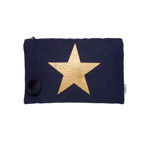 Large Star Pouch