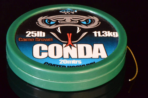 Conda Coated Braid ( Semi Stiff )