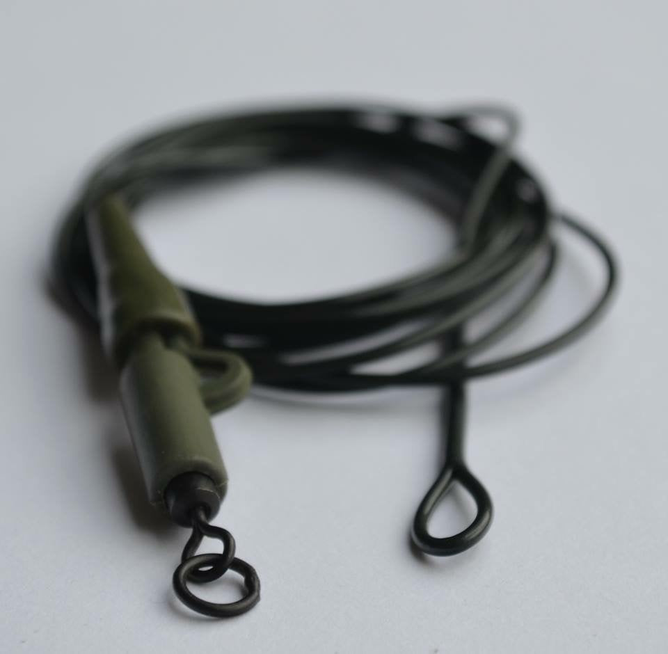 NEW SOLID PVA BAG LEADER (QC SWIVEL VERSION)