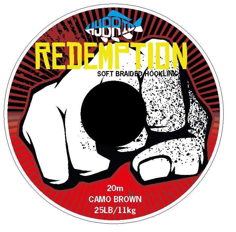 Redemption - soft coated braid