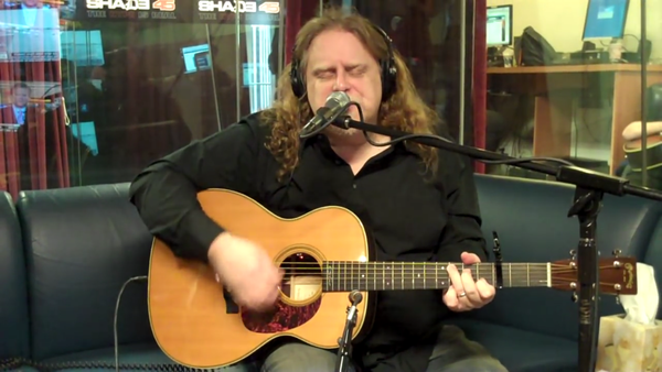 Happiness is an acoustic rendition of Soulshine performed by Warren Haynes