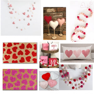 7 Easy, Inexpensive and Delightful Valentine's Day DIY Craft Ideas