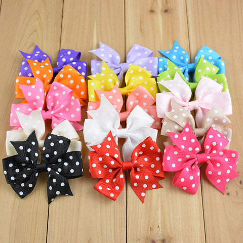 How to Make a Basic Hair Bow?