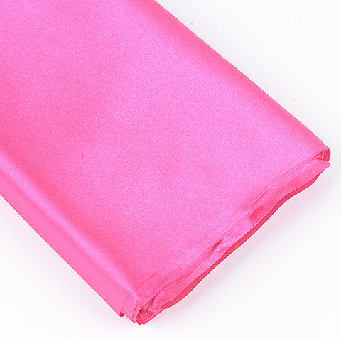 Premium Satin Fabric Fuchsia ( W: 60 inch | L: 10 Yards ) -