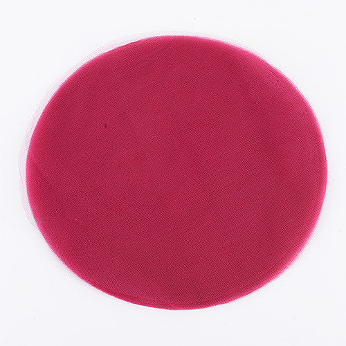 Premium Tulle Circle Wine ( 9 inch | 25 Pieces ) -