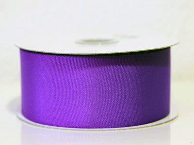 Grosgrain Ribbon Solid Color 25 Yards Purple Haze ( W: 5/8 inch | L: 25 Yards )