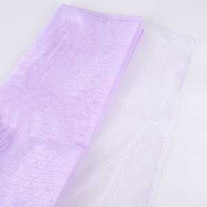 Wedding Organza Fabric Decor Lavender ( W: 58 inch | L: 360 Inches ) -