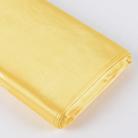 Premium Satin Fabric Yellow ( W: 60 inch | L: 10 Yards ) -