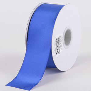 Satin Ribbon Double Face Royal Blue ( W: 5/8 inch | L: 25 Yards ) -