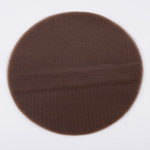 Premium Tulle Circle Chocolate Brown ( 12 inch | 25 Pieces ) -