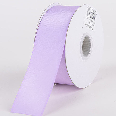Satin Ribbon Double Face Lavender ( W: 1-1/2 inch | L: 25 Yards ) -