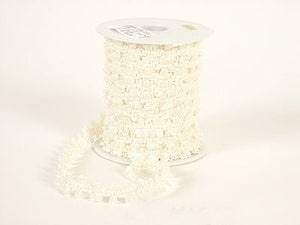 Flower Braid Ivory ( Unisize )