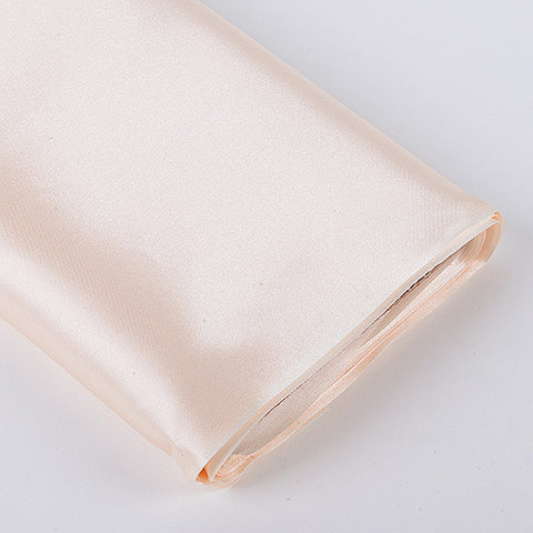 Premium Satin Fabric Ivory ( W: 60 inch | L: 10 Yards ) -