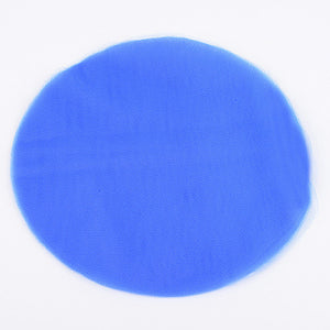 Premium Tulle Circle Royal Blue ( 12 inch | 25 Pieces ) -