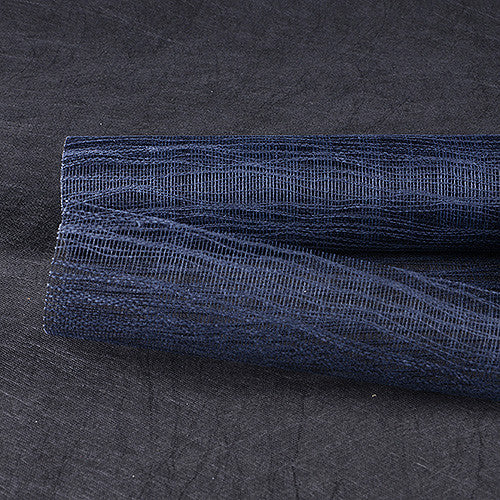 Twine Mesh Wrap Black ( 21 Inch x 6 Yards ) -
