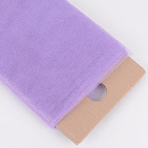 Lavender Premium Glitter Tulle Fabric ( 54 inch | 10 Yards ) -