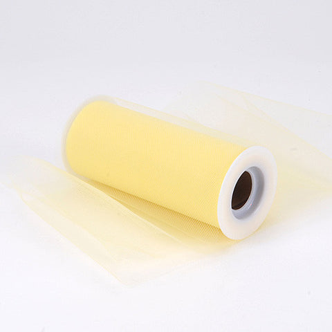 Baby Maize Premium Tulle Fabric ( 6 inch | 25 Yards ) -