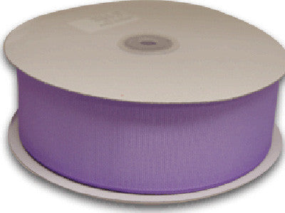Grosgrain Ribbon Solid Color 25 Yards Lavender ( W: 5/8 inch | L: 25 Yards ) -