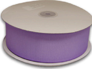 Grosgrain Ribbon Solid Color 25 Yards Lavender ( W: 1-1/2 inch | L: 25 Yards ) -