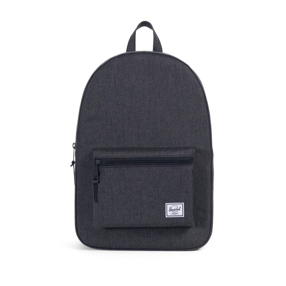 Herschel Settlement Backpack -  Black Crosshatch