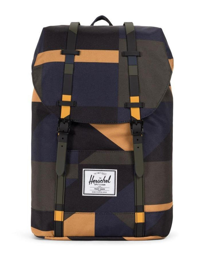 Herschel Retreat Backpack - Arrowwood Frontier Geo