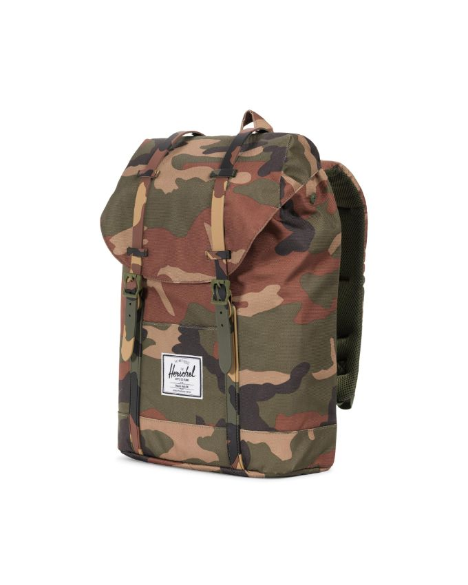 Herschel Retreat Backpack - Woodland Camo