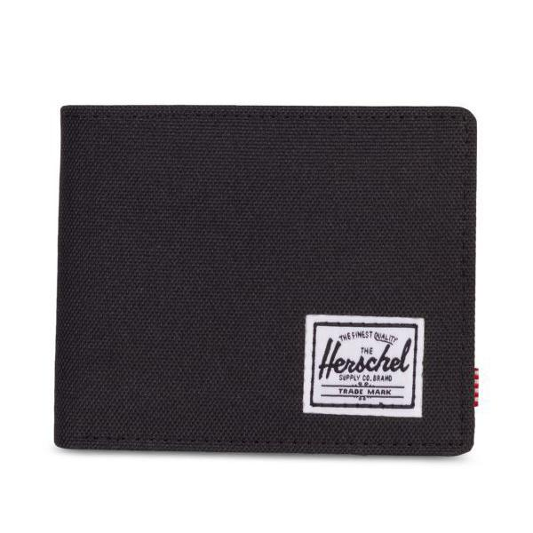 Herschel Roy Wallet | Coin - Black