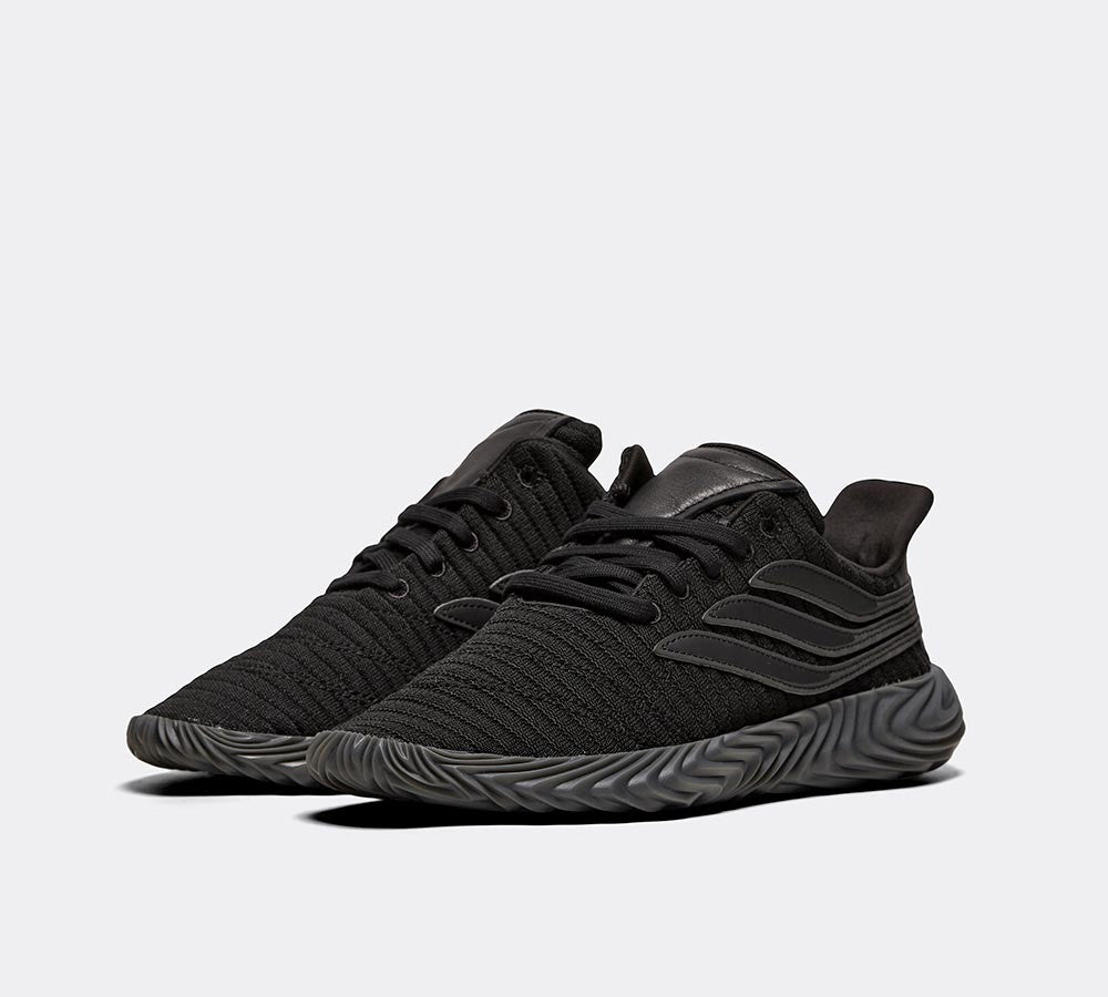 ADIDAS SOBAKOV SHOES - BLACK
