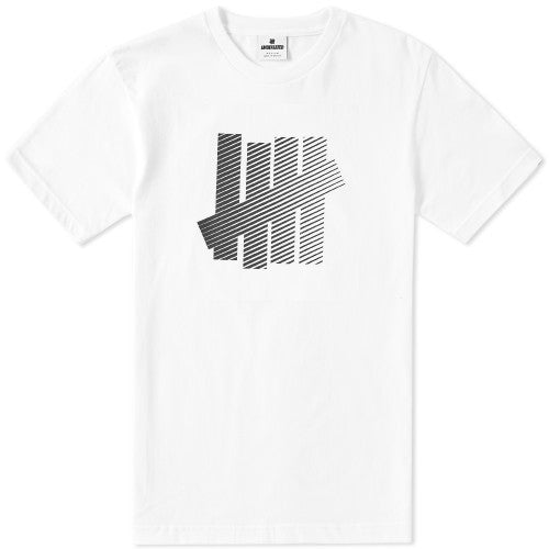 Undefeated Blinded Strike Tee- White