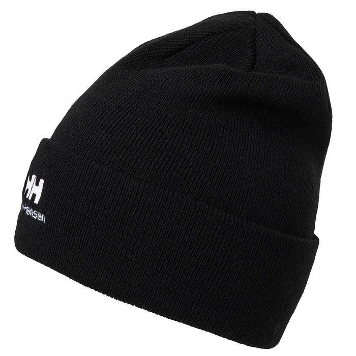 HELLY HANSEN YU BEANIE - BLACK