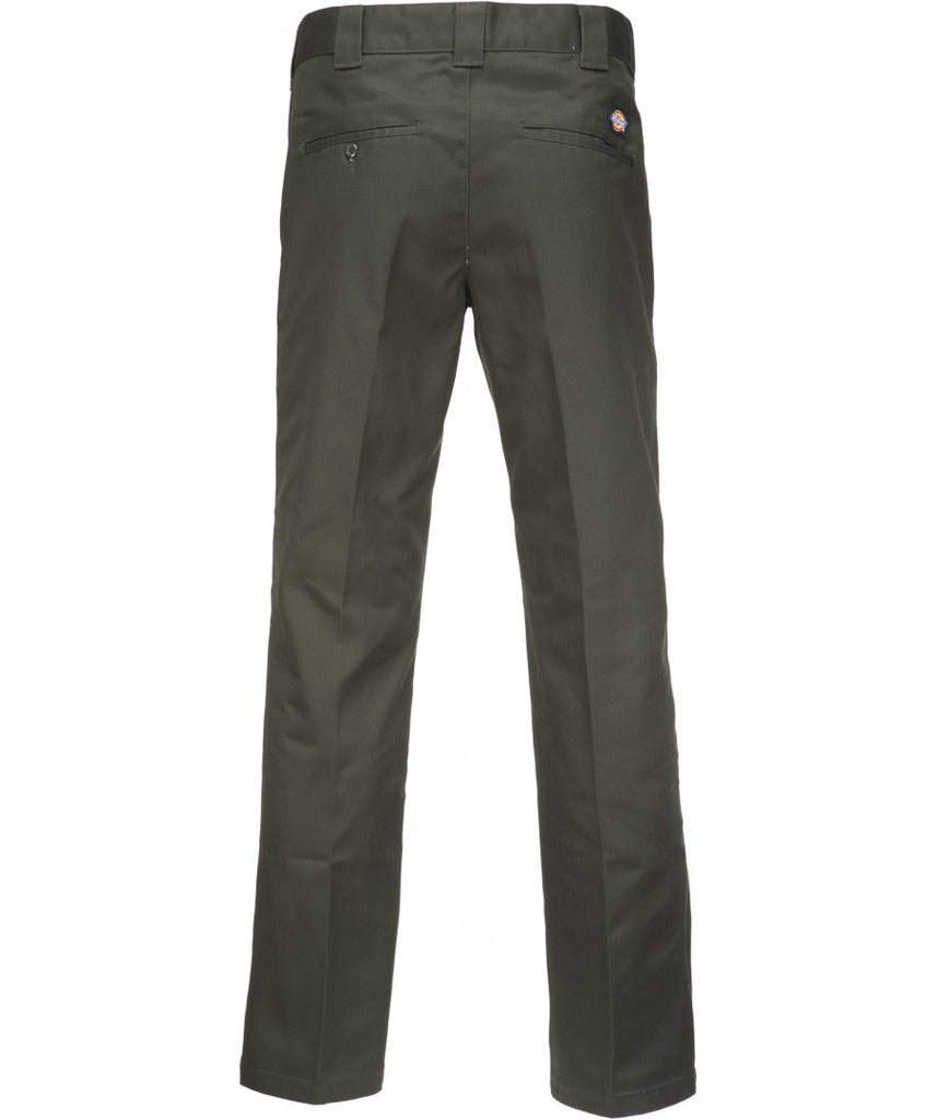 Dickies Slim Straight Work Pants Charcoal Grey