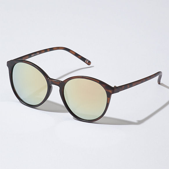 VANS EARLY RISER SUNGLASSES - MATTE TORTOISE