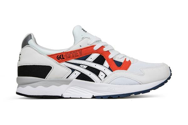 ASICS GEL LYTE V - White / Orange