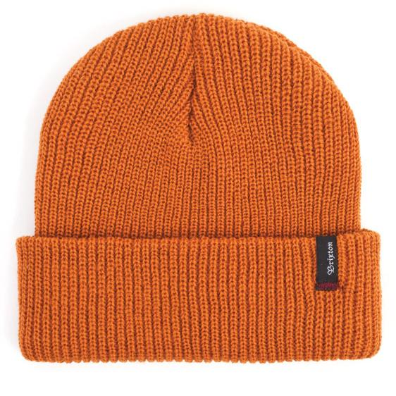 Brixton Supply Co Heist Beanie - orange