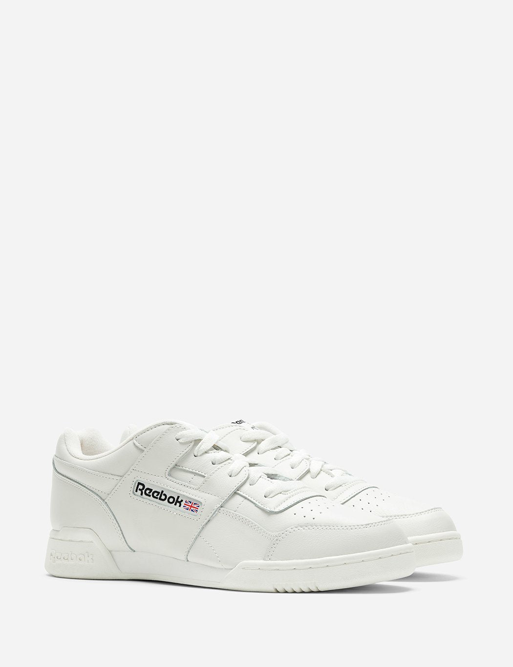 Reebok Workout Plus Vintage - Chalk/Black