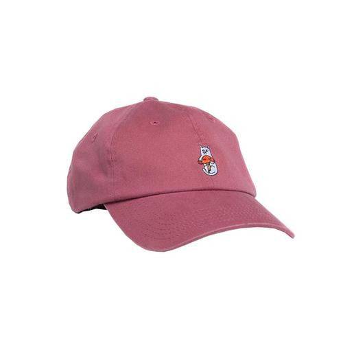 RIPNDIP Nermshroom Dad Hat - Blush