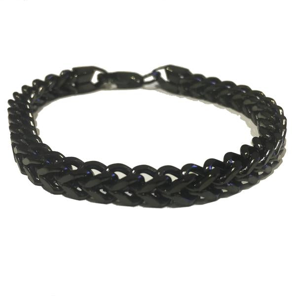 Midvs co The Pablo Franco Bracelet - Rhodium