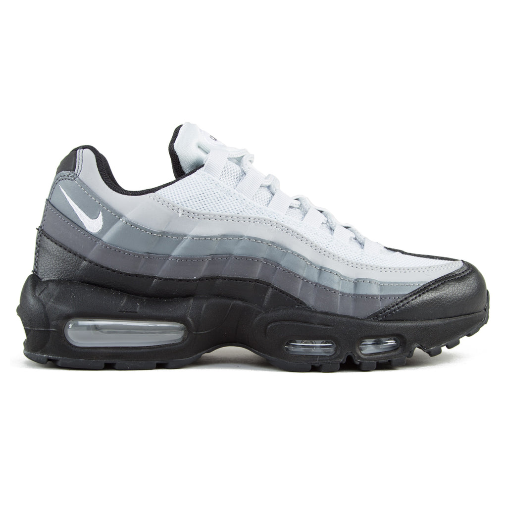 Nike Air Max 95 Trainers In All White
