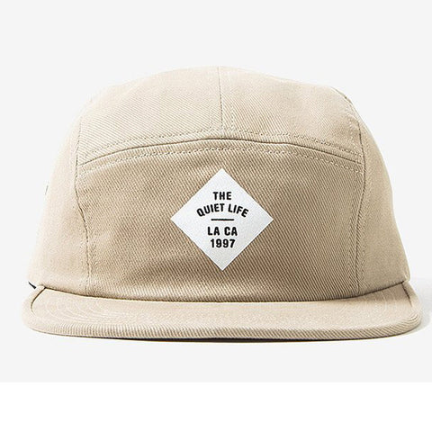 The Quiet Life 'Traveler' 5 Panel - Tan