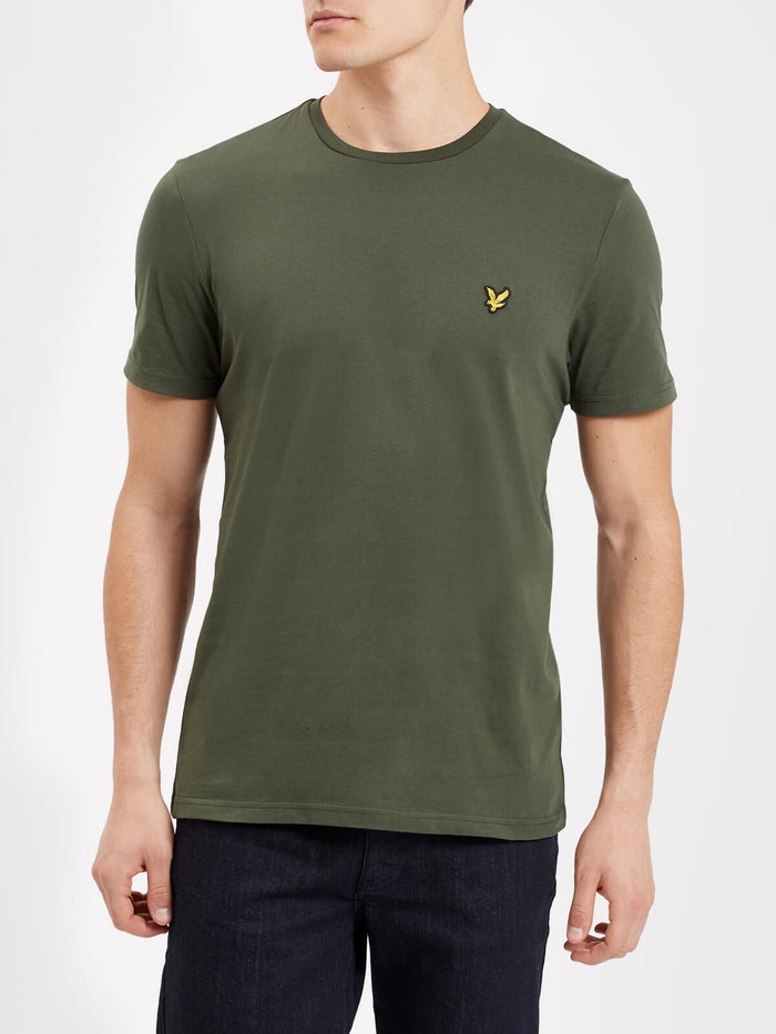 Lyle & Scott Crew Neck T-Shirt - Leaf Green