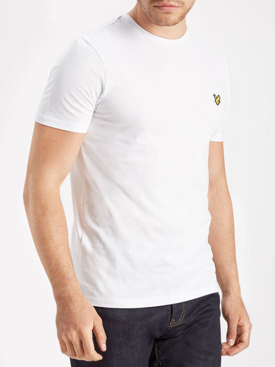 Lyle & Scott 'Crew Neck' T-Shirt - White