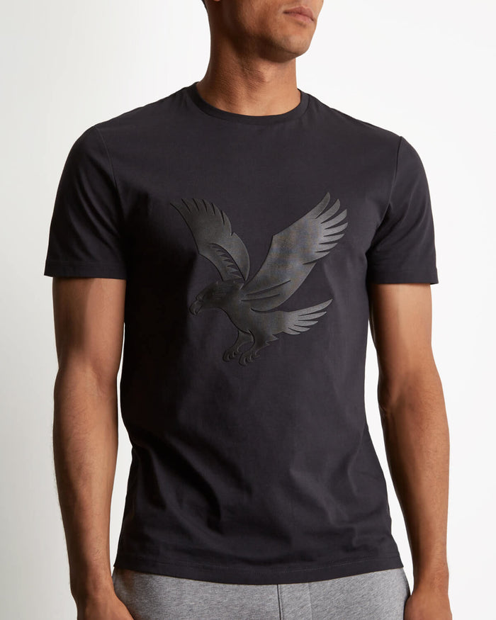 Lyle & Scott Casuals Logo T-Shirt - Black