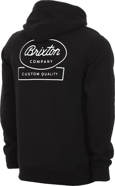 Brixton Supply Co Dale Hoody - Black