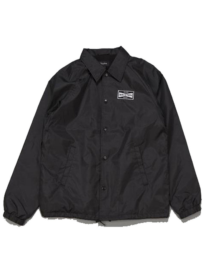 Brixton 'Ramsey' Coach Jacket - Black